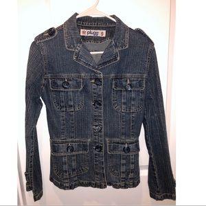 Casual Stylish Jean Jacket